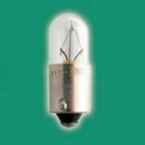 Auto lampa 12V 2W BA9S