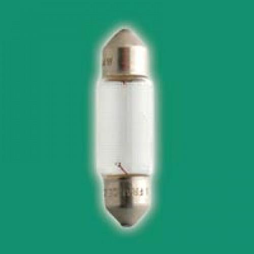 Auto lampa 12V 10W SV8,5