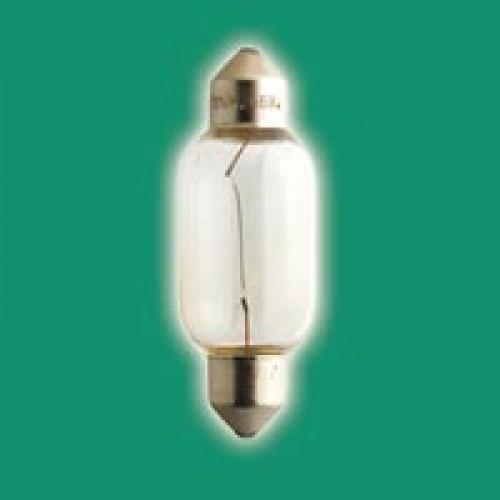 Auto lampa 12V 10W SV7