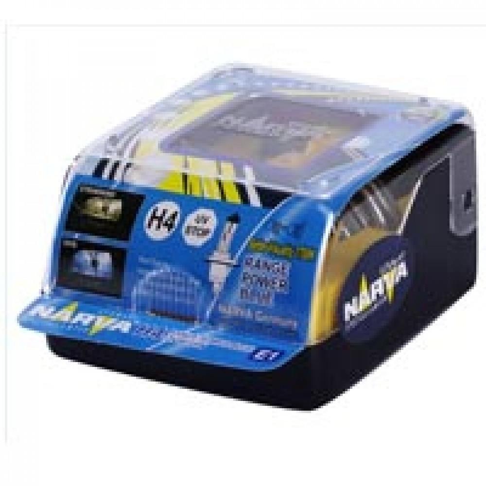 Auto lampa H7 RANGE POWER BLUE 12V 55W 2GB