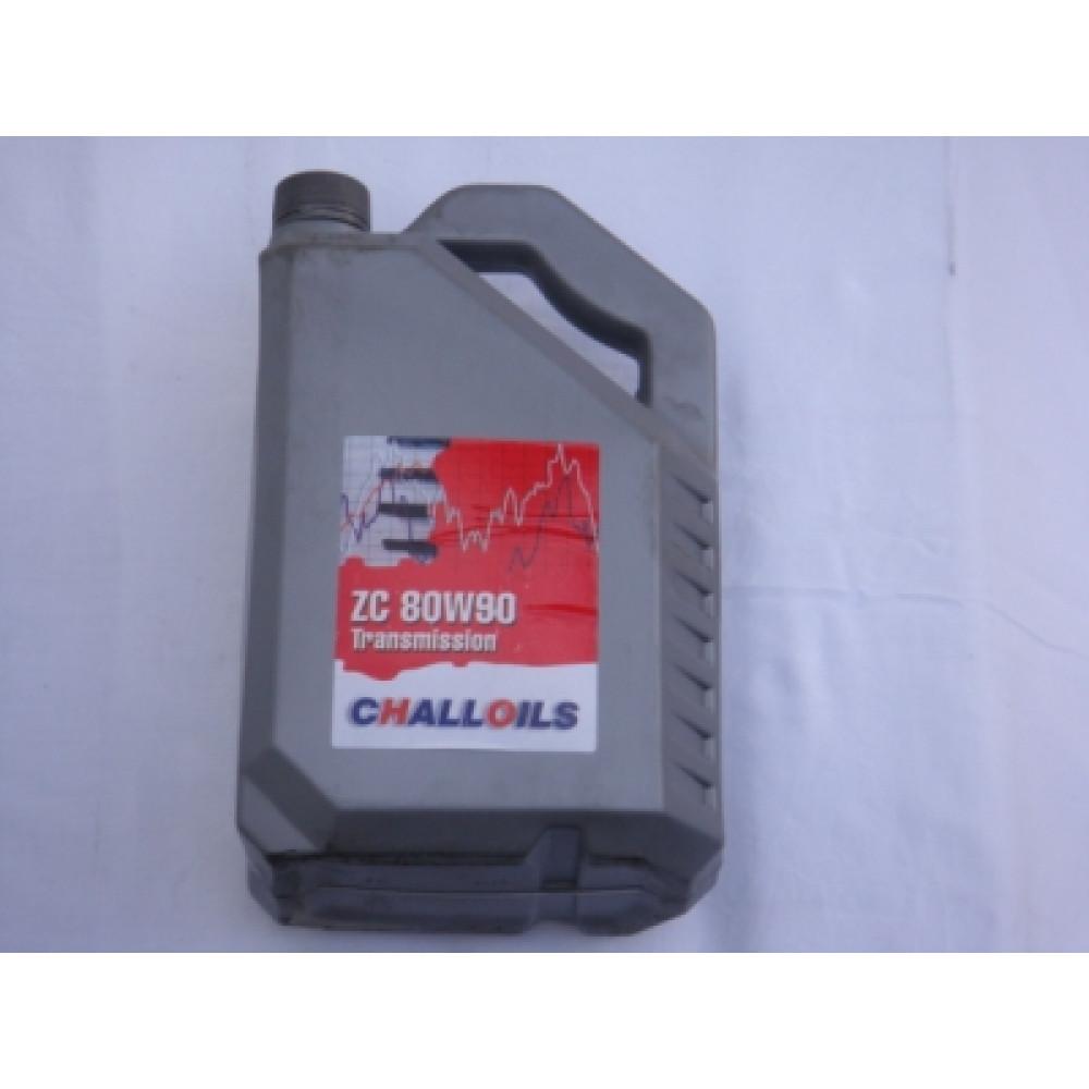Transmisijas eļļa 80w90 5L